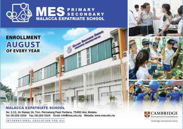 Malacca Expatriate School (Mes)